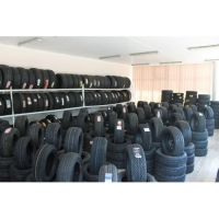 Used tires and rims.