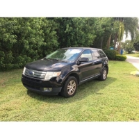 zSOLD!!!   Ford Edge 4X4 SEL, 2008.  $3200